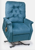 Golden Power Seat Lift Recliner Chair 2-Position Value Series Capri