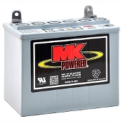 MK Scooter Battery MU-1 SLD A 12v 32 amp UB12350
